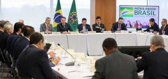 Ministro Celso de Mello autoriza acesso a vídeo de reunião ministerial | Foto: Valter Campanato/Agência Brasil