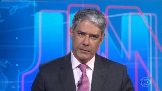 Bonner tem saudade de 2006 | Foto: Reprodução Rede Globo