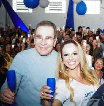 O militante bolsonarista Spallicci é dono da farmacêutica Apsen, fabricante da hidroxicloroquina no país