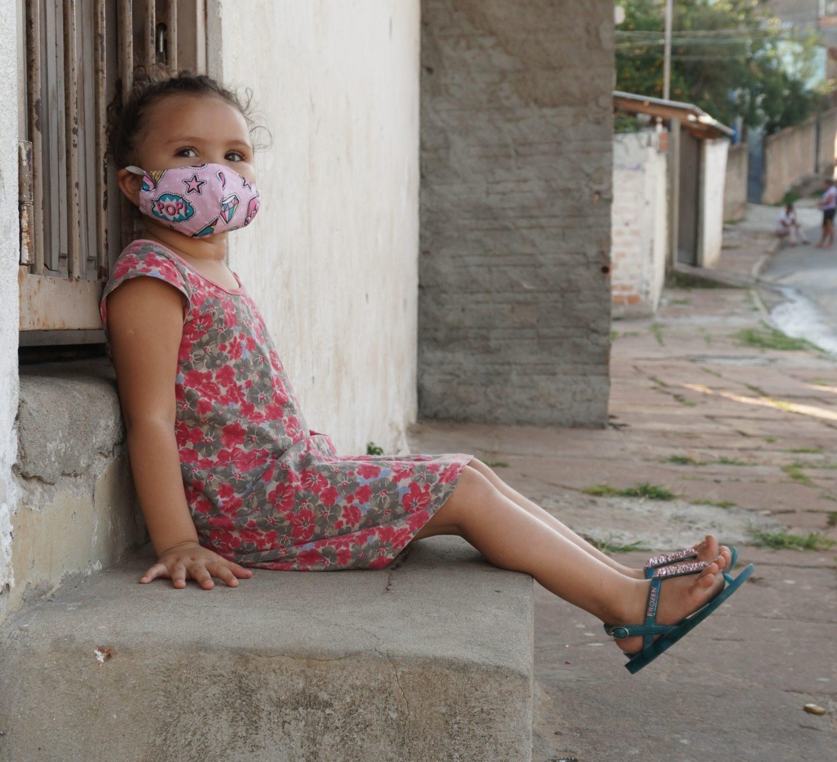 A periferia luta sozinha contra a pandemia