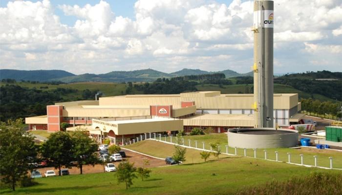 Planta da cooperativa Aurora, em Sarandi, é a origem do único caso de Covid-19 registrado no município