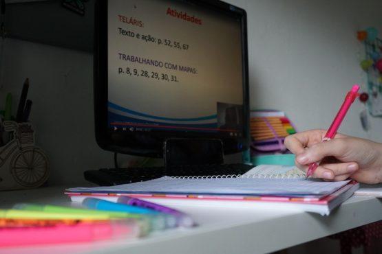 As falácias na educação em tempos de covid | Foto: Igor Sperotto