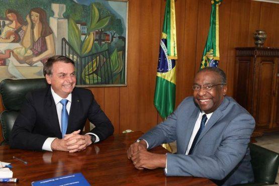 Bolsonaro anuncia novo ministro da Educação | Foto: Reprodução Twitter