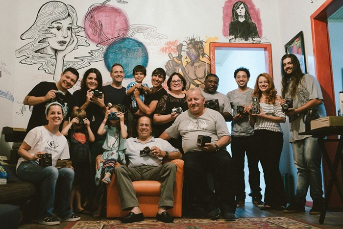 O coletivo Grupo da Foto popularizou a fotografia em Passo Fundo