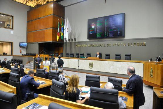 Projeto de Lei estabelece teto salarial e destina recursos economizados ao combate da Convid-19 em Porto Alegre