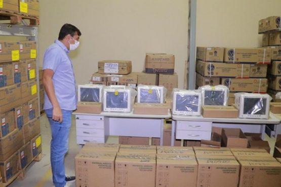 Governador do Amazonas é acusado de fraude na compra de respiradores | Foto: Divulgação