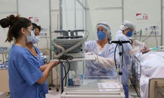 Secretários de Saúde denunciam falta de medicamentos em UTI para pacientes de Covid-19 | Foto: Rovena Rosa/ Agência Brasil
