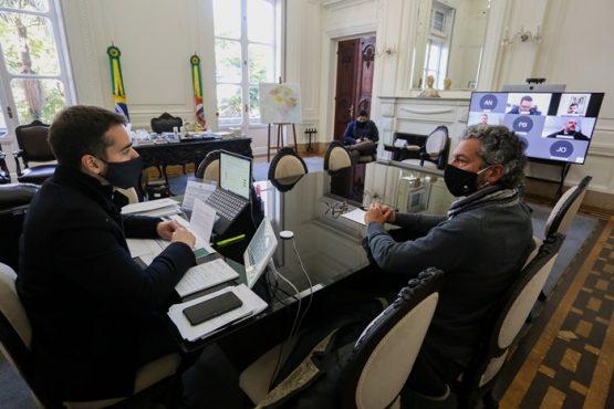 Regime Optativo da Substituição Tributária é prorrogado para 2021 | Fotos: Felipe Dalla Valle/Palácio Piratini
