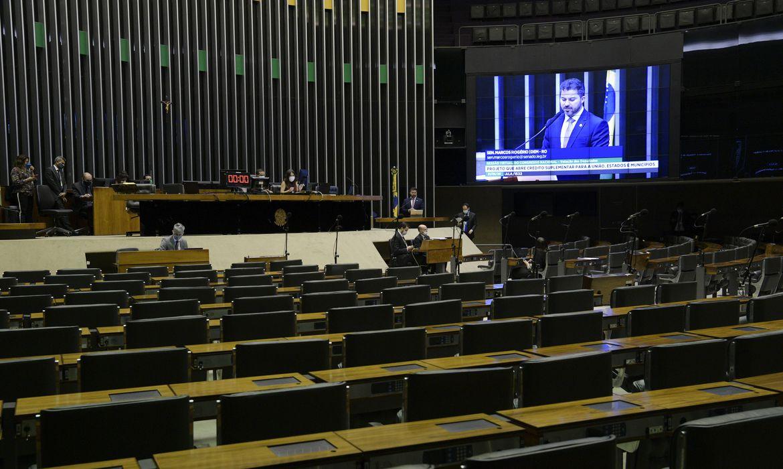 Câmara vota MP que suspende quantidade mínima de dias letivos