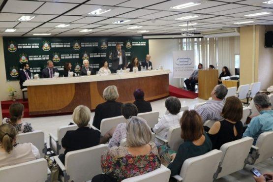 Presidência do Ceed é recomposta, mas defasagem continua | Foto: Lucas Nogare Peres/Seduc