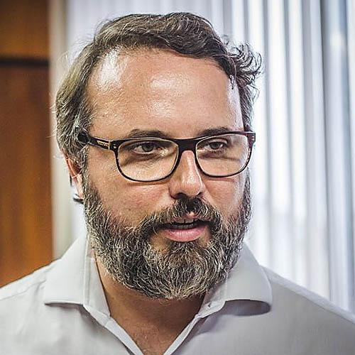 Daniel Cara, dirogente Campanha Nacional pelo Direito à Educação