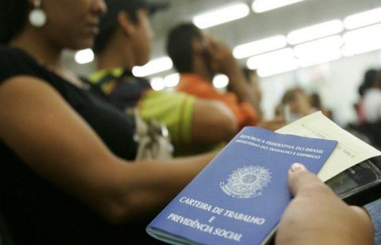 Menos 1,1 milhão de empregos formais | Foto: Agência Brasil/Arquivo