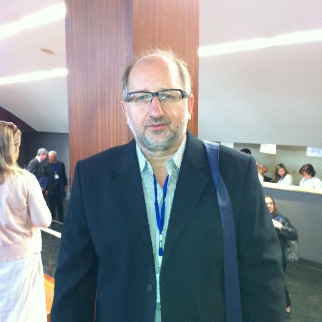 Gabriel Grabowski, vice-presidente do Ceed-RS
