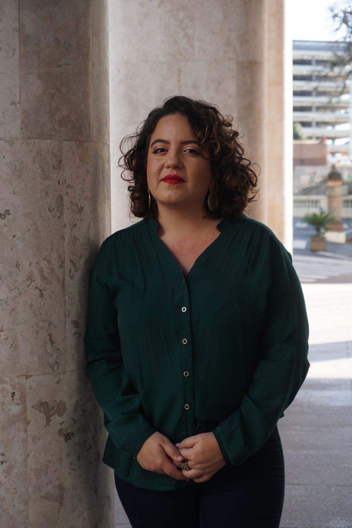 Gabriela Souza, advogada especialista em casos de violência contra mulheres