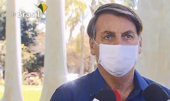 Jair Bolsonaro | Foto: Reprodução/TV Brasil