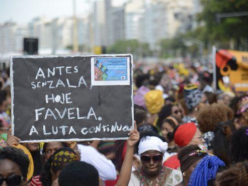 Marcha das Mulheres Negras 2 | Foto: Tomaz Silva/Agência Brasil