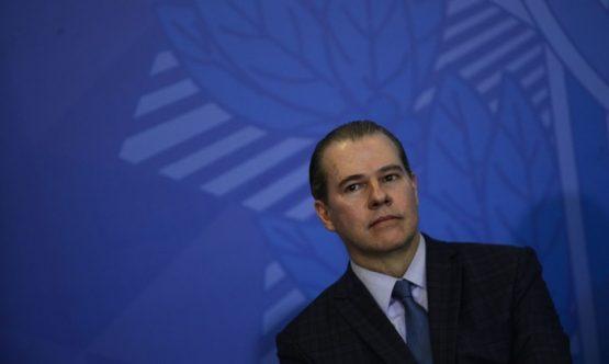 Toffoli defende nova regulação para combate às fake news | Foto: Marcello Casal Jr/ Agência Brasil