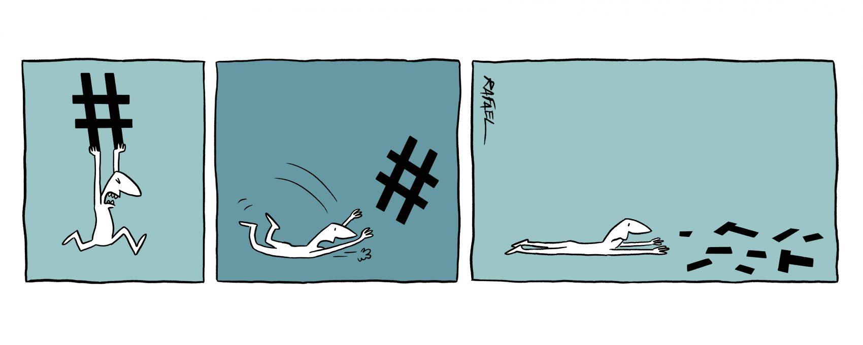 Hashtag | Rato Falho | Rafael Corrêa | Rafael Corrêa