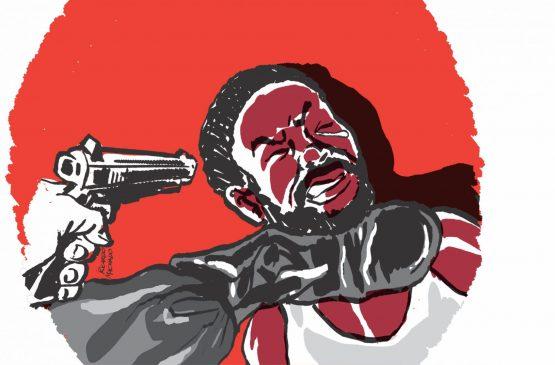 A polícia que mata por engano, mas não erra a cor da pele | Arte: Ricardo Machado