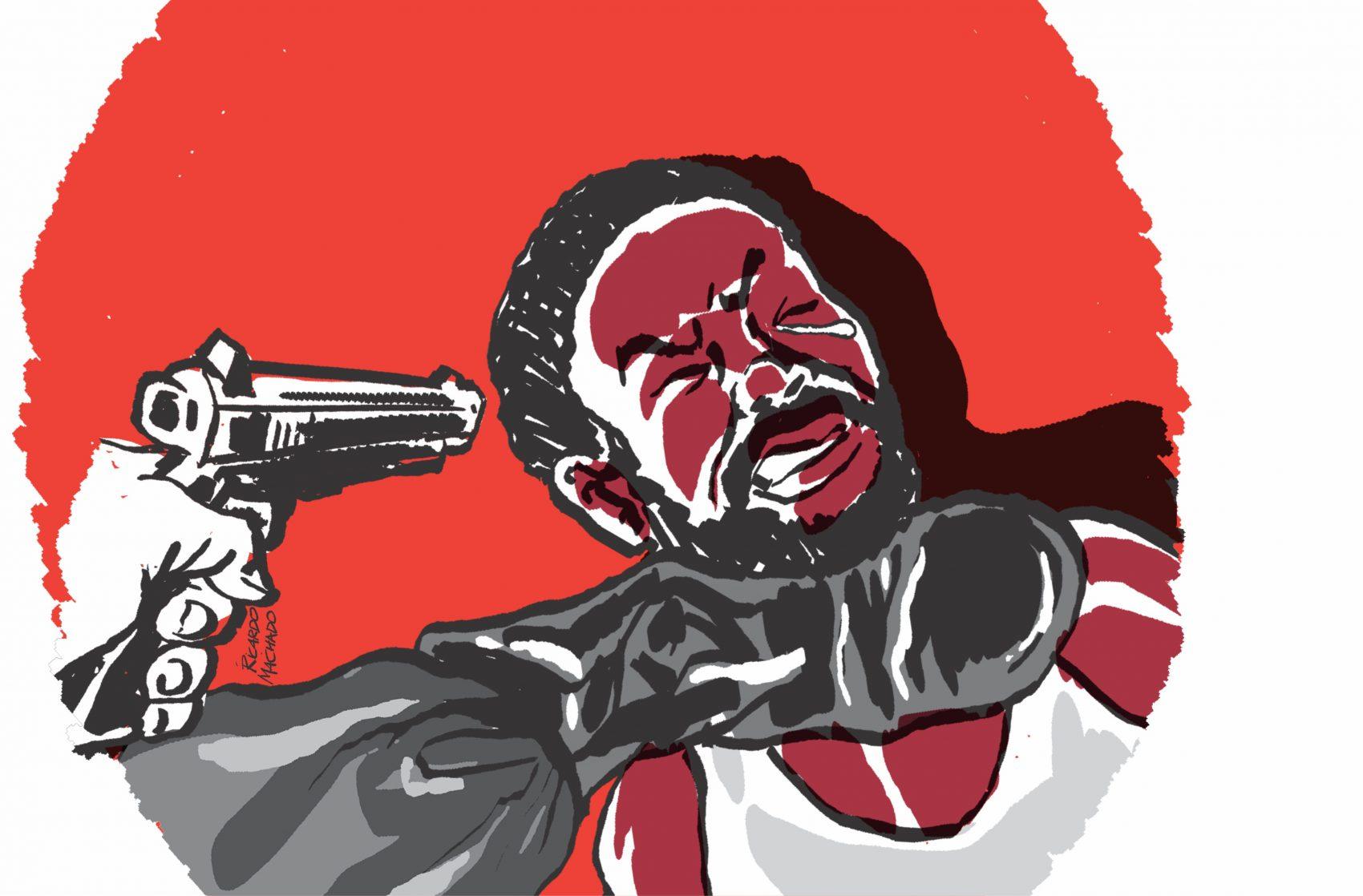A polícia que mata por engano, mas não erra a cor da pele