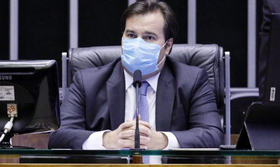 Maia anuncia votação da PEC 15 do Fundeb | Foto: Maryana Oliveira/Câmara dos Deputados