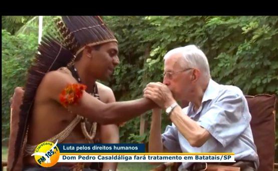 Dom Pedro, compromisso os marginalizados pela sociedade (1) | Foto: Reprodução Youtube/Claretiana FM