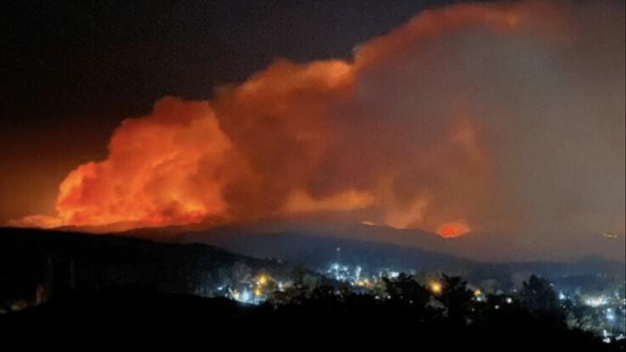 Queimadas na região de abrangência do Paraguai, Norte da Argentina e dois terços do RS produzem 1,8 milhão de km2 de fumaça, névoa seca e partículas de fuligem que atingem a Serra gaúcha