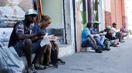 O exército dos desesperados | Foto: Guilherme Gandolfi/Fotos Públicas