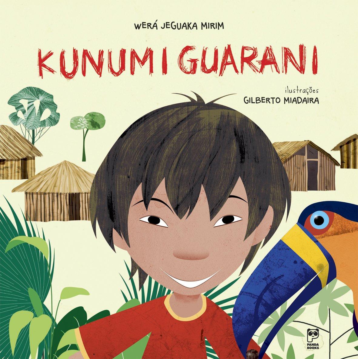 Começou a escrever aos nove anos, uma história indígena que virou o primeiro livro, Kunumi Guarani (Panda Books, 2014)