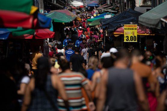 População cresceu 1,6 milhão de brasileiros em um ano | Foto: Bruno Kelli / Amazônia Real/Fotos Públicas