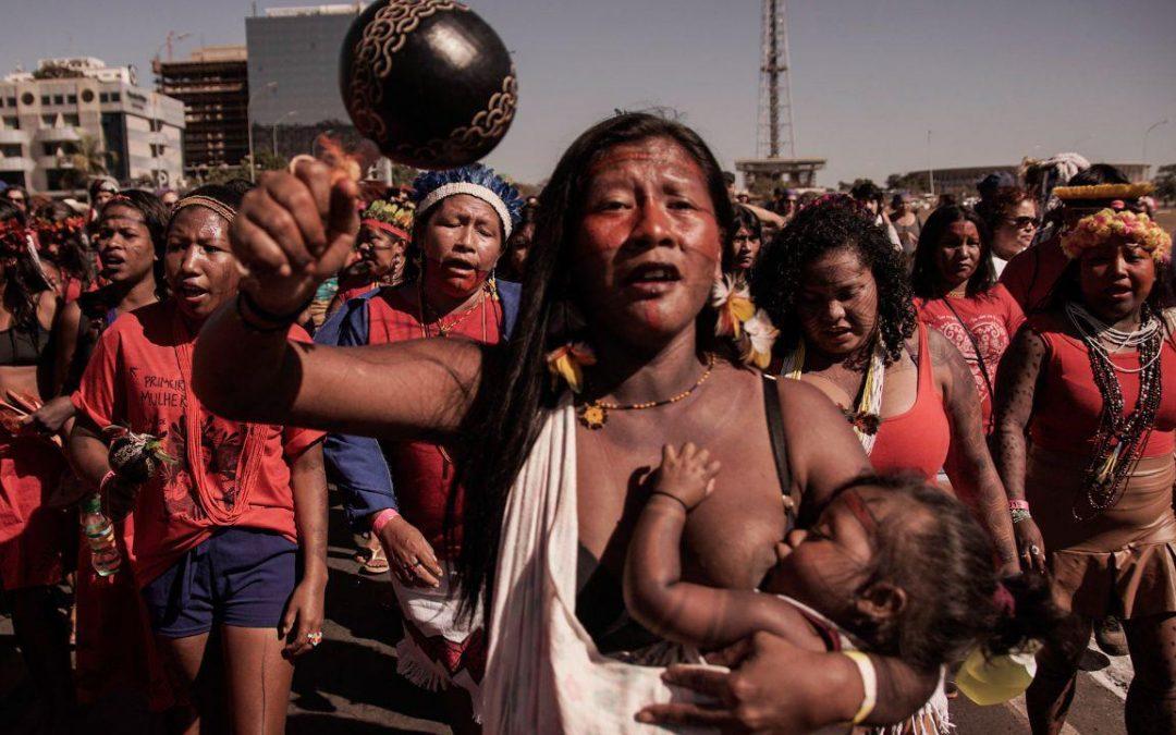 STF obriga governo a proteger indígenas durante pandemia