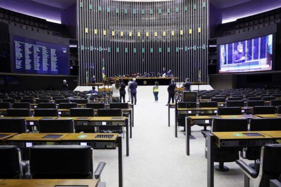 Câmara pode votar ampliação de saques do FGTS | Foto: Najara Araujo/Câmara dos Deputados