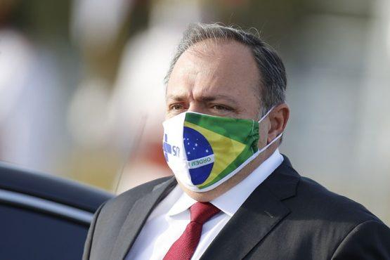 Ministro interino da Saúde defende união no combate à pandemia | Foto: Ministério da Saúde/ Divulgação