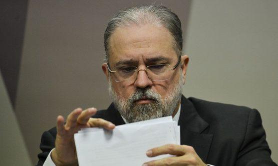Augusto Aras defende que descontos nas escolas privadas são constitucionais | Foto: Marcelo Camargo/Agência Brasil