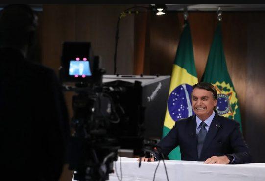 Bolsonaro é um líder mundial | Foto: Marcos Corrêa/PR