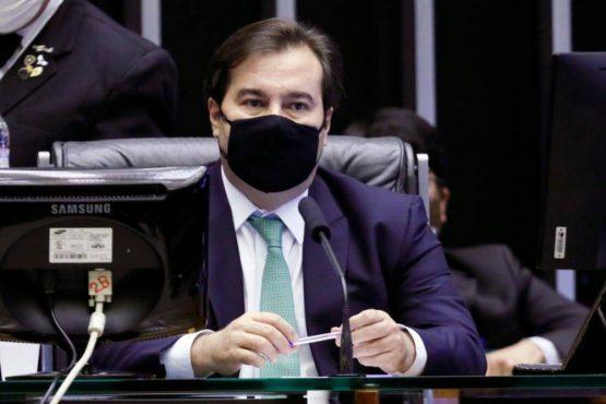 Maia fala em PEC para evitar que órgão de proteção de dados fique na Casa Civil | Foto: Câmara dos Deputados/Divulgação
