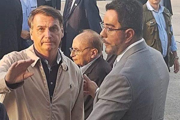 """Bretas alega que participação de juiz em eventos políticos demonstra """"harmonia entre os poderes"""""""