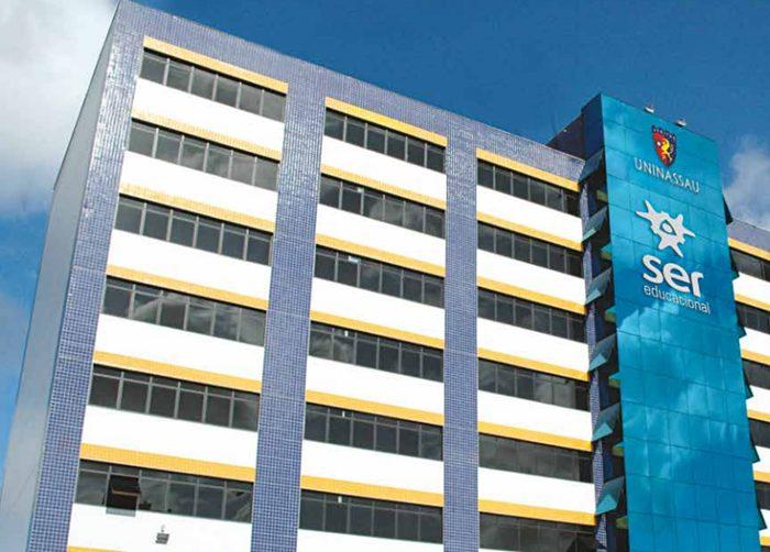 Centro Uninassau, em Recife, uma das unidades da Ser Educacional, atual quinto maior grupo educacional privado do país