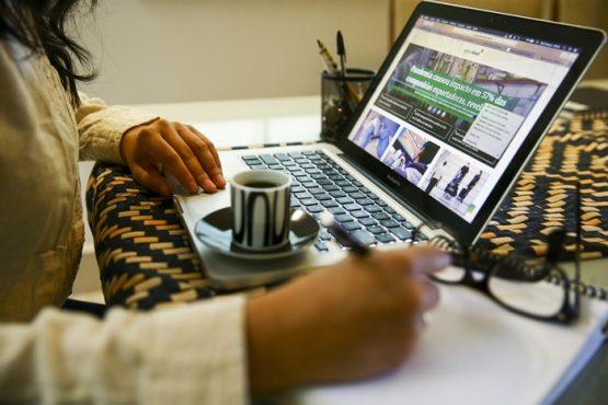 Trabalho remoto é privilégio de brancos com ensino superior e casa própria | Foto: Marcelo Camargo/ Agência Brasil