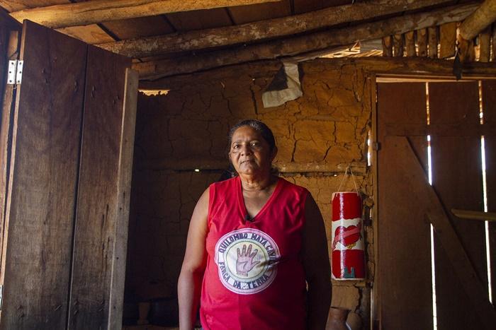 Arlete Pereira Leite, Presidente da Associação do Quilombo Mata Cavalo Debaixo – Nossa Senhora do Livramento (MT)