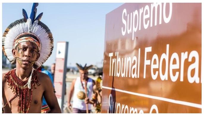 Comitivas de indígenas de todo o país irão acompanhar a sessão no STF