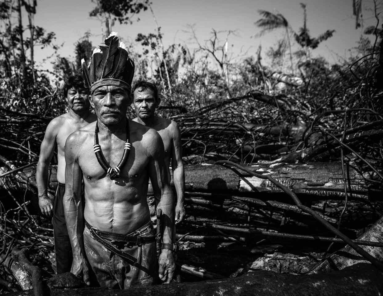 Invasão de terras indígenas mais do que dobrou no Brasil de Bolsonaro (2)