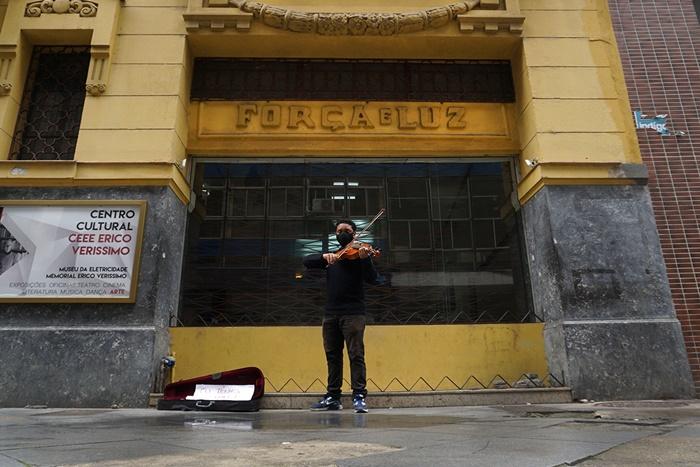 Artistas de Rua: identidade urbana e pertencimento