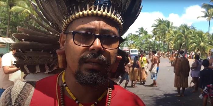 Militares que ocupam a Funai estão mapeando as aldeias e promovendo conflitos internos, denuncia Tupinambá