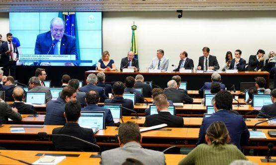 Créditos adicionais de R$ 27,2 bi aguardam análise do Congresso | Foto: Pablo Valadares/ Câmara dos Deputados