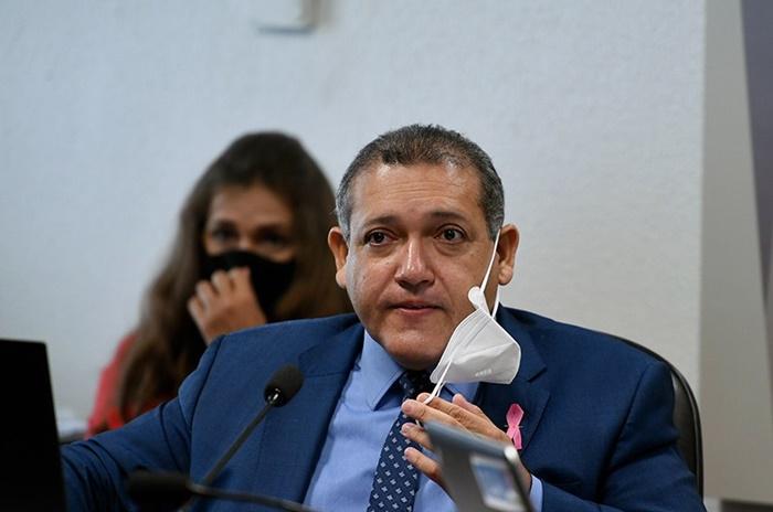 O desembargador Kassio Nunes Marques participou de sabatina que antecedeu a sessão plenária e durou cerca de dez horas. Será o primeiro membro do STF oriundo da região Nordeste desde Ayres Britto