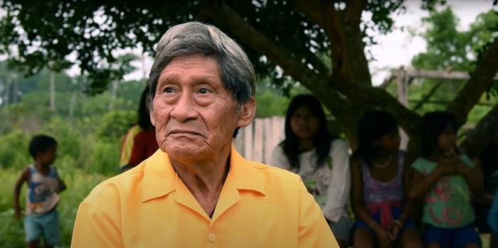 Um dos clãs que sobreviveu ao primeiro contato com os brancos se originou de um ouriço da castanha, relata Eduardo Cinta Larga