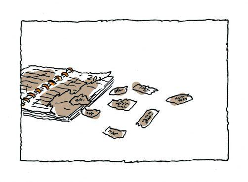 Desconversa mole; crônica de Fraga, novembro de 2020; ilustração de Rafael Sica