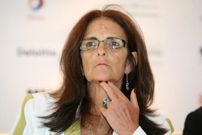 Graça Foster, ex-presidente da Petrobras, também foi absolvida