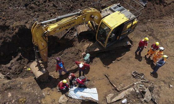 Vale deve pagar R$ 54 bi em indenizações por Brumadinho | Foto: Corpo de Bombeiros MG/ Divulgação